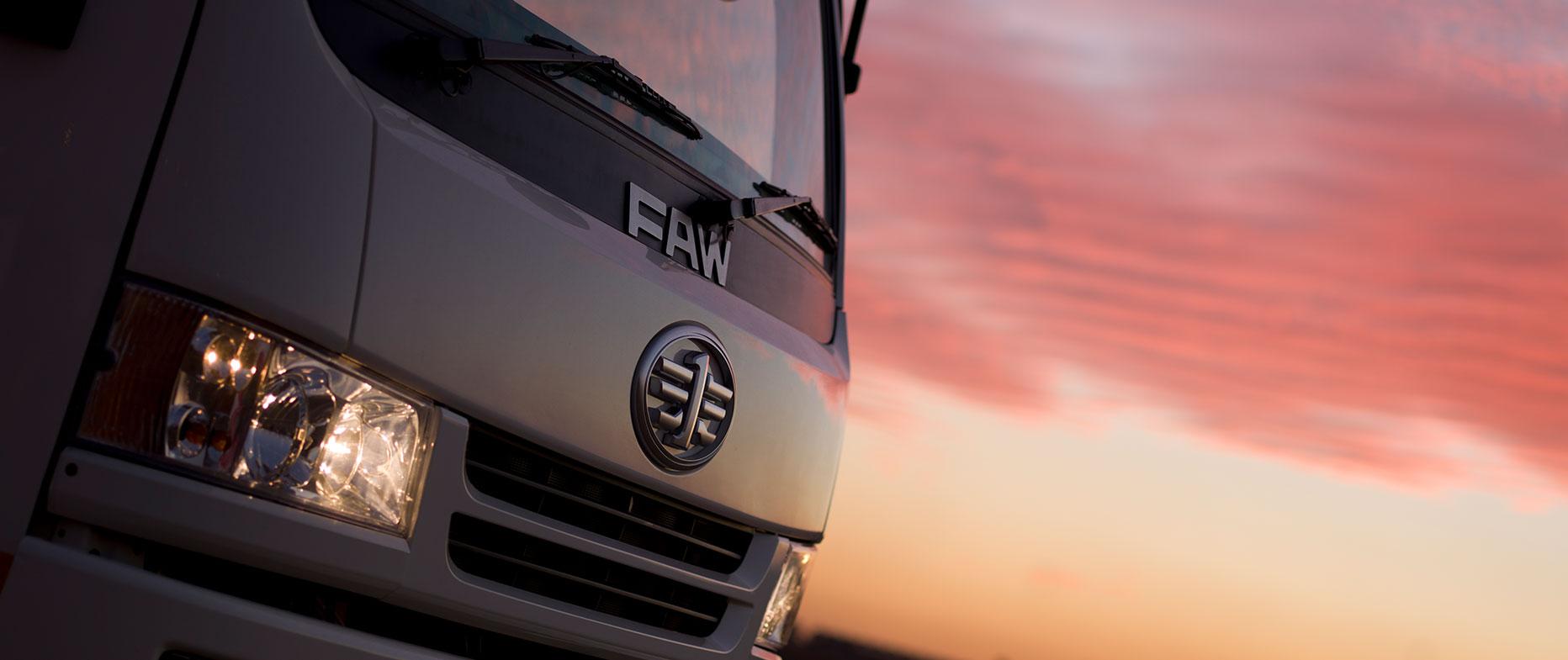 FAW Truck Freight Carrier