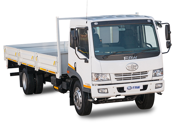Product image of FAW 8 ton truck